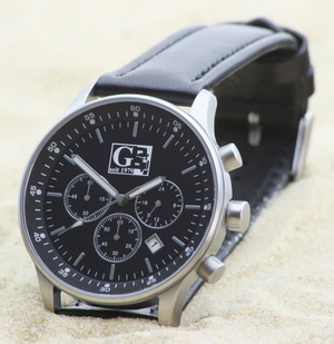 'G seit 1979' Chronograph watch