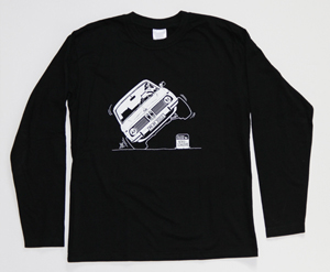 "69 PIT STOP long sleeve shirt ""02 on two wheels"""
