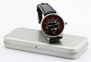 CBX speedometer mph watch