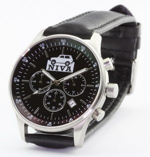 """NIVA"" chronograph watch"