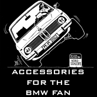 Accessories for BMW 02 enthusiasts