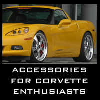 Accessories for Corvette enthusiasts