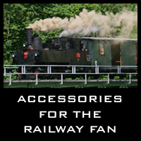 Accessories for railway fans