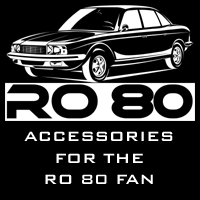 Accessories for NSU Ro 80 fans