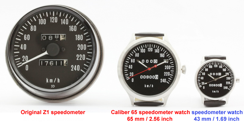 69pitstop.com BOOST watch in the design of a boost gauge